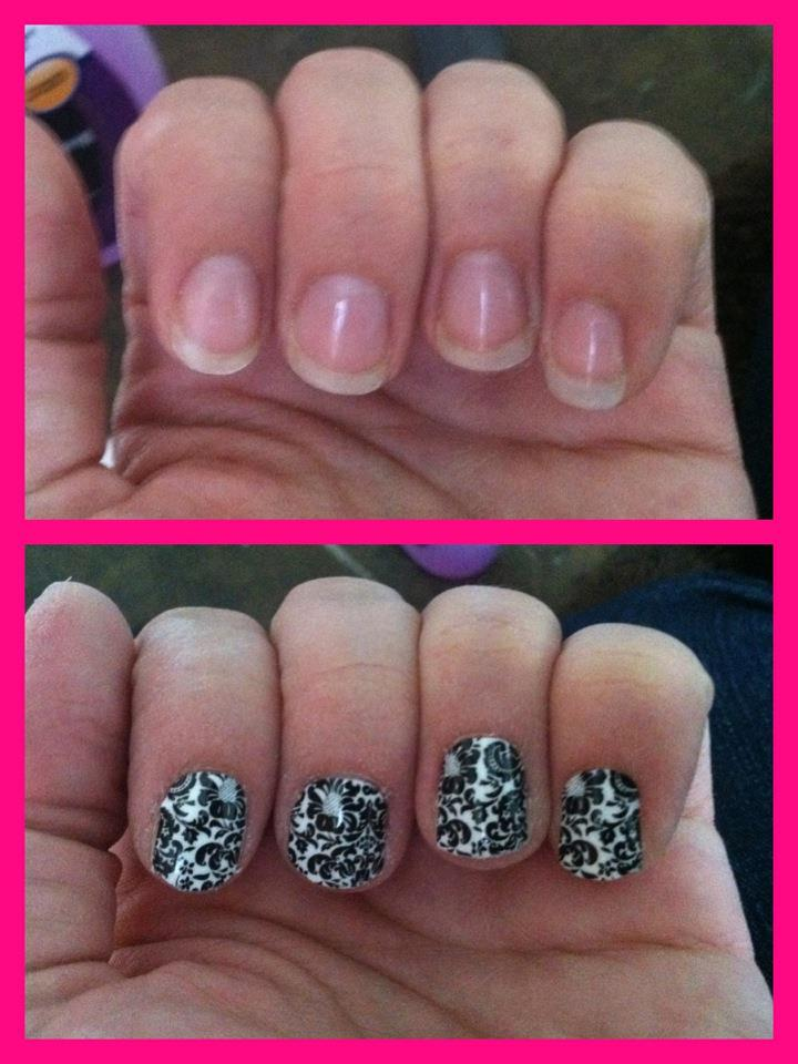 Jamberry Nail Shields Review & Giveaway | Obviously Marvelous