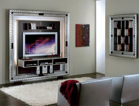Display Your Tv As Decor Obviously Marvelous