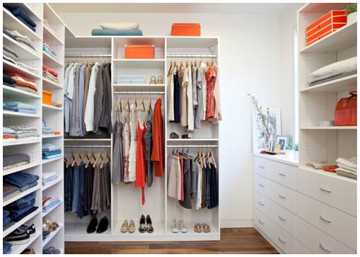 Awesome Creating More Closet Space!