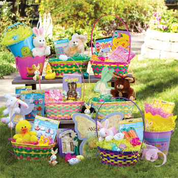 Bountiful easter baskets with dollar tree obviously marvelous bountiful easter baskets with dollar tree negle Gallery