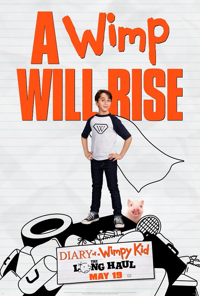 Diary of a wimpy kid the long haul wimp yourself giveaway based on the record breaking book series diary of a wimpy kid the long haul opens in theaters tomorrow may 19th and shares the story of the heffley solutioingenieria Gallery