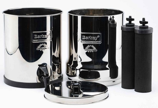 candace's corner – get a better clean with the berkey shower filter ...