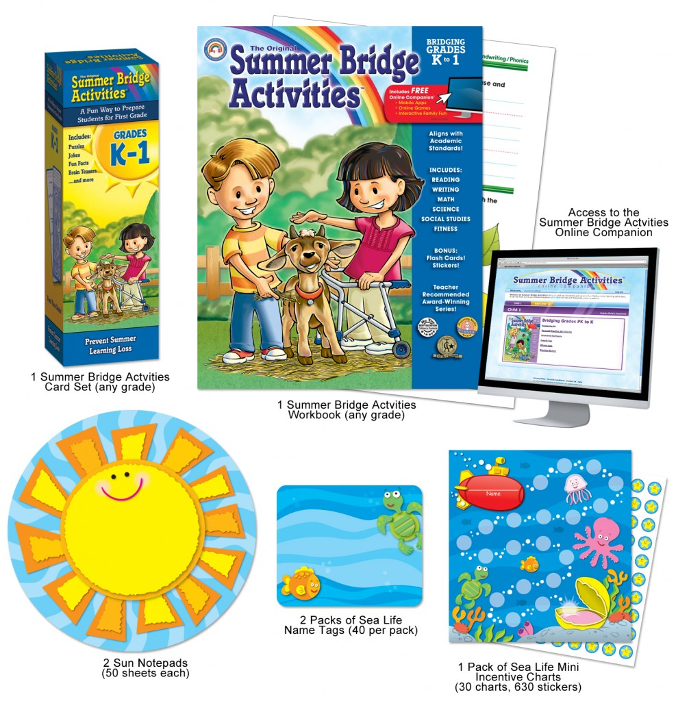 Workbooks 9th grade summer workbooks : Summer Learning Carson-Dellosa Gift Pack Giveaway | Obviously ...