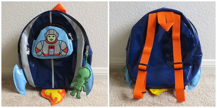 aaf6818dcb7 Candace's Corner - Kidorable Backpack Review | Obviously Marvelous